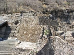Edificio III, Malinalco