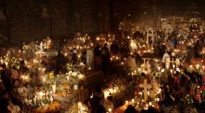 Día de Muertos en Mixquic, Distrito Federal
