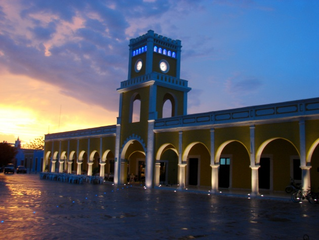 Campeche, ciudades Patrimonio de la Humanidad