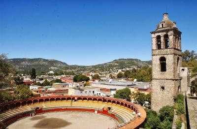 La Plaza de Toros Jorge El Ranchero Aguilar