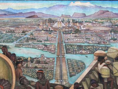 México-Tenochtitlán