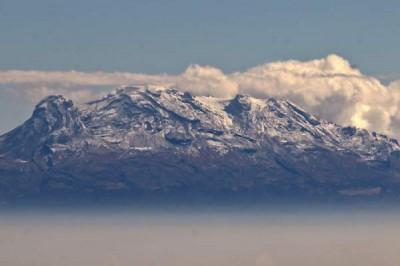 La leyenda del Popocatépetl y el Iztaccíhuatl