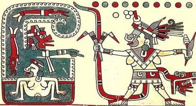 La leyenda de Quetzalcóatl