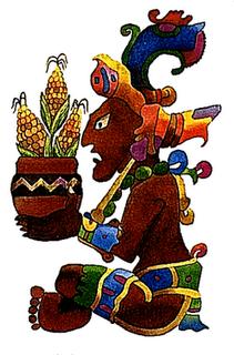 La leyenda del maíz