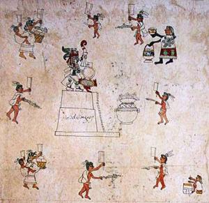 La danza folclórica de México
