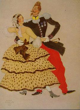 Polca norteña (génenero musical y baile típico)