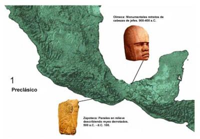El Periodo Preclásico en Mesoamérica (2500 a. C. - 200 d. C)