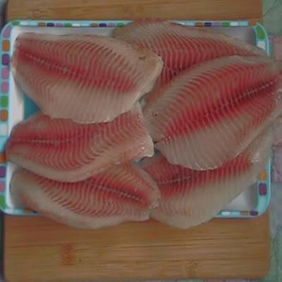 Filetes de pescado al estilo Cabo San Lucas