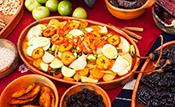 Sopa de fiesta de Chiapas