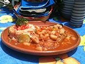 Sopa de la milpa de Xochimilco