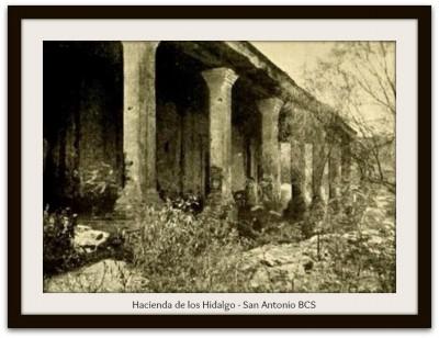 La hacienda de los Hidalgo