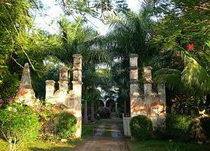 Haciendas henequeneras de Campeche