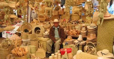 Las artesanías de Chiapas