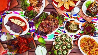 Gastronomía de Hidalgo