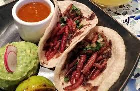 Tacos de Chinicuil