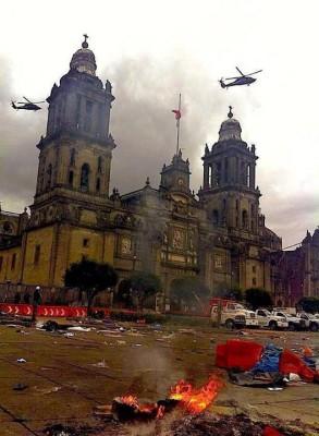Batalla de la Ciudad de México