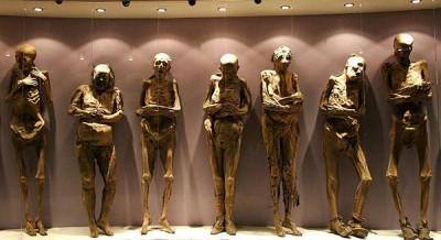 Museo de las momias de Guanajuato