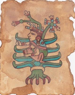 Mayahuel y la creación del maguey