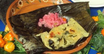 Tamales quintanarroenses