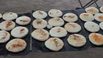 Gorditas de Horno de Mexquitic