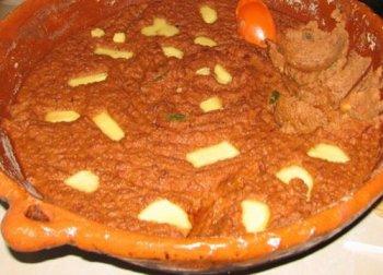 Frijoles puercos estilo Sinaloa