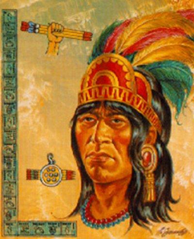 Acamapichtli, primer tlatoani de Tenochtithlan