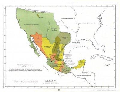 La irrupción de los conquistadores (1519 - 1530)