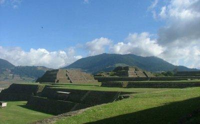 Zona Arqueológica de Huamango
