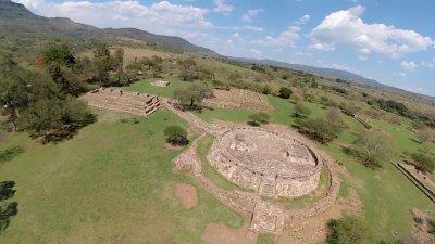 Zona Arqueológica de Ixtlán (Los Toriles)