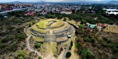 Zonas Arqueológicas en la Ciudad de México