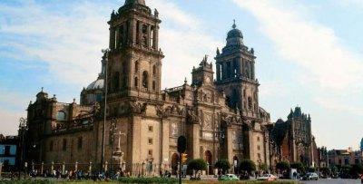 Templos Católicos en la Ciudad de México